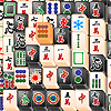 Mahjong Black and White (Spanish) A Free BoardGame Game