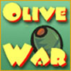 You are a heavily armed olive, the latest of an elite fighting force of gun-wielding condiments. Protect the planet Salad Bar from attacking vegetables. Good Luck, soldier.