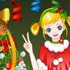 Little Christmas Cutie A Free Dress-Up Game