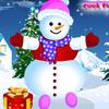 Amaizing Snowman Dressup