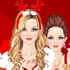 Taylor Swift Christmas A Free Dress-Up Game