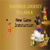 Hanuman : Jouney to Lanka A Free Action Game