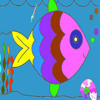Fish Coloring Game