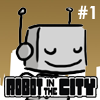 Robot in the City - Buy a Comic Book A Free Adventure Game