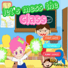 This is a funny little game where your goal is to distract the students in the class without getting caught by the teacher.