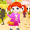 Cool Autumn Girl