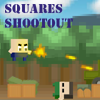 Squares shootout A Free Action Game