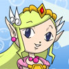 Zelda Lolita Style Coloring Game A Free Customize Game
