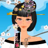 Asian Girl Dressup