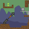 Mars Cannon A Free Action Game