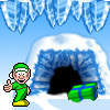 JanJan the Christmas Elf 2: Ice Caves A Free Action Game
