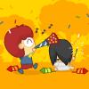 Titok : Kembang Api Tahun Baru