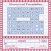 Chemical Formulas A Free BoardGame Game