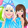 Pink Candy Girl A Free Dress-Up Game