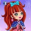 A princess Skating A Free Dress-Up Game