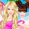 Barbie Fairy A Free Dress-Up Game