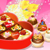 Cute and delicate chocolate can help you express your love. Valentine`s Day is approaching. Design your favorite chocolate for you beloved. Many sumptuous chocolate for you! Come to be a great chocolate designer!