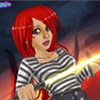 Emo Jedi Princess A Free Dress-Up Game