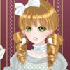 Anime romantic girl dress up game