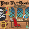 Pirate Word Search A Free Education Game