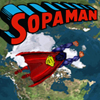 The invincible Sopaman is ready to destroy his enemies. Collect industry donations and finish the enemy leaders.