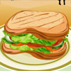 BBQ Chicken Sandwich A Free Puzzles Game