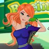 Racing Queen A Free Dress-Up Game