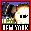 Crazy Cop: New York City! A Free Shooting Game