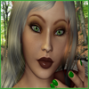 Forest Elf Make Up A Free Dress-Up Game