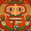 Mayan Glyphs A Free Action Game