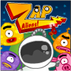 Kill all aliens and let pass astronauts to gain score and bonuses. Get Alien with underpants to gain one of the seven bonuses available. Try to end level gaining all twelve achievements!