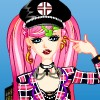 Emo Punk Style A Free Dress-Up Game