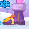 Dress My Snow Boots A Free Dress-Up Game