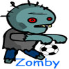 Zomby - odbojka / Zomby - Volleyball A Free Action Game
