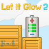Connect the energy source to bulbs and let it glow over 20 levels, again!