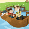 Gone Fishing Word Search A Free Education Game
