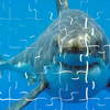 SHARK JIGSAW PUZZLE A Free Dress-Up Game