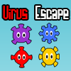 Virus Escape A Free Action Game