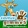 Play gimme5 - comic