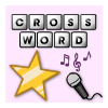 Rock and Pop Music Quick Crosswords A Free Puzzles Game