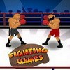 Welcome to the brand new free fighting game called World Boxing Tournament. In this fun game you have the opportunity to fight against your opponent and to win the World Boxing Tournament. Fight against your opponent and try to beat him down. This entertaining online game is very easy to play. You can choose to play player vs player or you can play player vs PC. If you choose to play player vs player the instructions are: player 1 use the A, S, D and W keys to walk, the B key for attack 1, the N key for attack 2, the M key for attack 3 and the space bar for defense. Player 2 use the arrow keys to walk, the number 1 key for attack 1, the number 2 key for attack 2, the number 3 key for attack 3 and the number 0 key for defense. If you choose to play player vs PC then you can choose a difficulty mode: easy, normal or hard. Are you ready to fight? Play this new exciting online fighting game and become a champion!