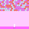 Fun and addicting bubble shooter game with cute graphics.