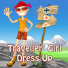 Traveller Girl dress up A Free Dress-Up Game