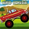 Ben10 Monster Truck A Free Driving Game