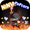 Ninja Popcorn A Free Action Game
