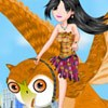 Owl Rider A Free Dress-Up Game