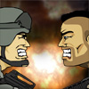 Haters War A Free Action Game
