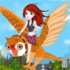 Owl Rider A Free Customize Game