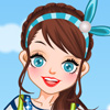 A Trip in Spring A Free Dress-Up Game