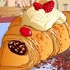 Dessert Croissant